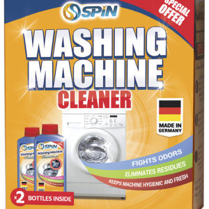 SPIN Washing Machine Cleaner – Made in Germany